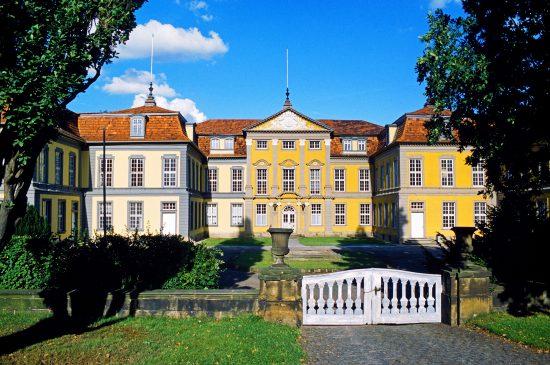 Gotha, Schloss Friedrichsthal 01