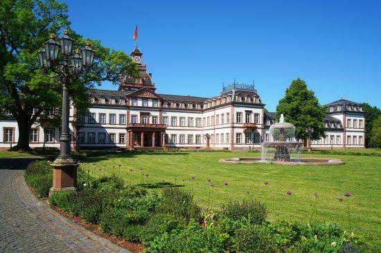 Hanau Schloss Philippsruhe