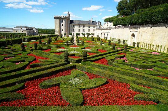 Villandry Schloss Garten03